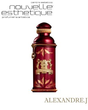 ALEXANDRE J THE COLLECTOR ROSE ALBA EDP 100ML 6910 profumo profumi fragranza uomo donna