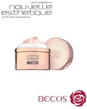 BECOS CREMA MILLESIMATA RED PASSIONE PRIVE 50ML cosmesi trattamento per il viso corpo BV036