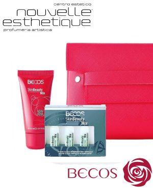 BECOS SKIN BEAUTY MIX ACTIVE CLOCK SPECIAL SIZE cosmesi trattamento per il viso corpo BV040