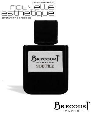 BRECOURT SUBTILE EDP 50 ML profumo profumi fragranza donna 3760215643078