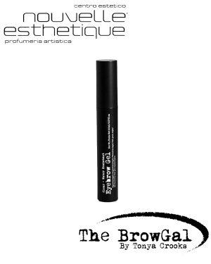 The BrowGal Clear Eyebrow Gel Water Resistant SOPRACCIGLIA Make Up Occhi Trucchi BGCEG