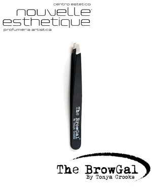 The BrowGal Tweezers Pinzette SOPRACCIGLIA Make Up Occhi Trucchi BGSP Accessori