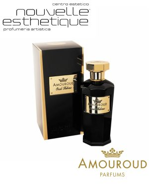 AMOUROUD COLLECTION OUD TABAC 100ML Profumo Fragranza Fraganze Uomo Donna Unisex Profumi AM012