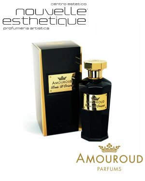 AMOUROUD COLLECTION BOIS D'ORIENT 100ML Profumo Fragranza Fraganze Uomo Donna Unisex Profumi AM008