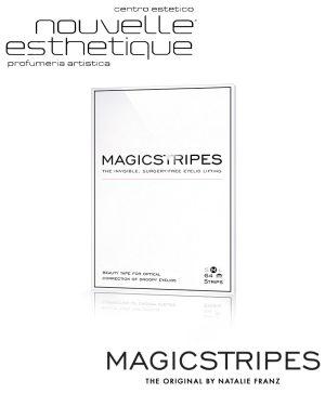 MAGICSTRIPES EYELID LIFTING MEDIUM PALPEBRA SOLLEVAMENTO STRIPES 64 STRISCE Trattamento MANI bellezza cosmesi MS005