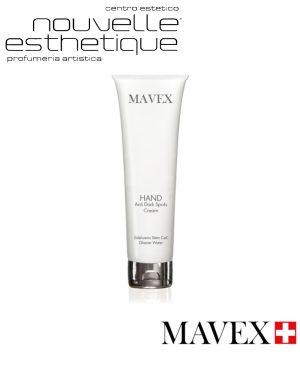 MAVEX CREMA MANI HAND ANTI DARK SPOTS CREAM cura professionale per i tuoi piedi pedicure trattamenti manicure MA008
