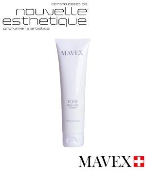MAVEX CREMA PIEDI GIORNALIERA cura professionale per i tuoi piedi pedicure trattamenti manicure MA007