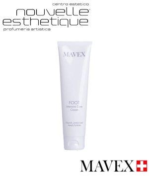 MAVEX CREMA PIEDI INTENSIVE 100ML cura professionale per i tuoi piedi pedicure trattamenti manicure MA006