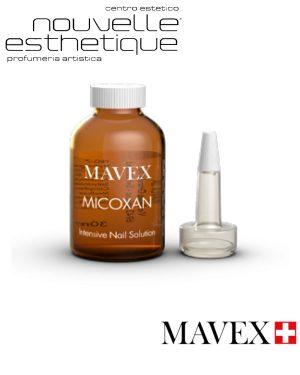 MAVEX MICOXAN INTENSIVE NAIL SOLUTION cura professionale per i tuoi piedi pedicure trattamenti manicure MA010