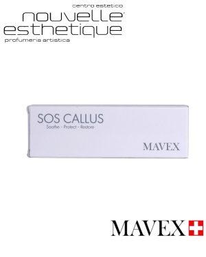 MAVEX SOS CALLUS CREMA PIEDI 20ML cura professionale per i tuoi piedi pedicure trattamenti manicure MA002