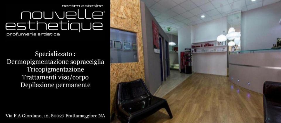 centro estetico Nouvelle Esthetique frattamaggiore napoli