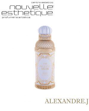 ALEXANDRE J ART DECO COLLECTOR THE MAJESTIC MUSK 100ML 6912 profumo profumi fragranza uomo donna unisex