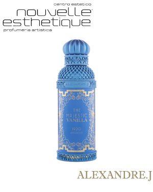 ALEXANDRE J ART DECO COLLECTOR THE MAJESTIC VANILLA 100ML 6915 profumo profumi fragranza uomo donna unisex