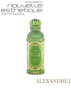 ALEXANDRE J ART DECO COLLECTOR THE MAJESTIC VETIVER 100ML 6916 profumo profumi fragranza uomo donna unisex